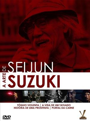 O cineasta Seijun Suzuki, mestre da invenção visual, é reverenciado por Quentin Tarantino e Jim Jarmusch