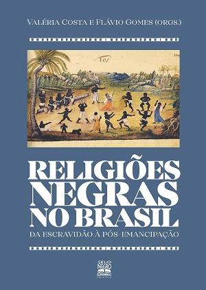 """Capa do livro """"Religiões Negras no Brasil"""""""
