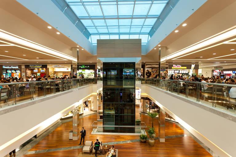 Shoppings de SP e seus frequentadores